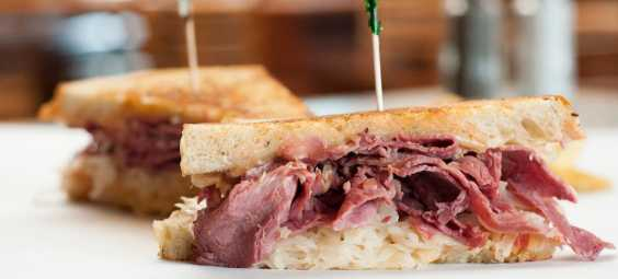 D'Bronx sandwich