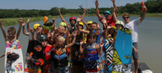 Wakeboarding Group