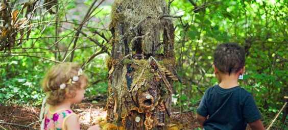 Kid-Friendly-Gnome-Homes-Overland-Park-Arboretum