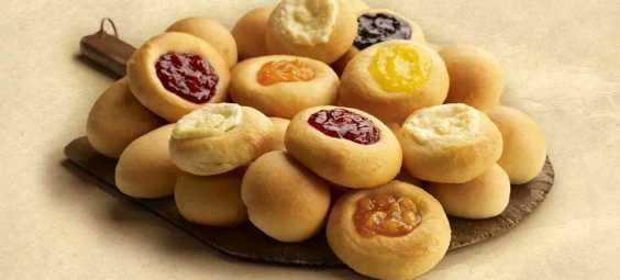 Kolache Factory Pastries