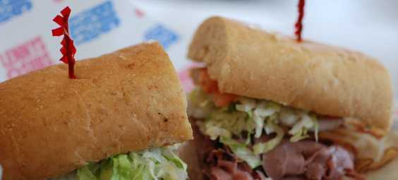 Lenny's Sandwich