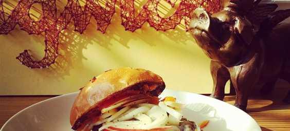Local Pig Sandwich