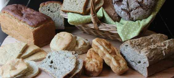 Mama Resch's breads