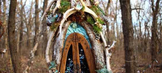 Overland Park Arboretum Gnome