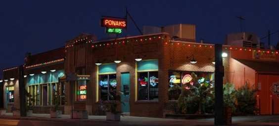 Ponak's Exterior