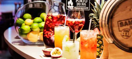 Porto Do Sul drinks