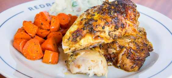 Redrock Canyon Grill chicken
