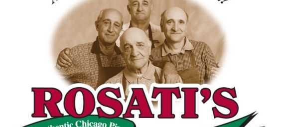 Rosati's logo