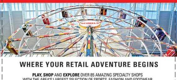 Scheels Ferris Wheel Free Ride Coupon