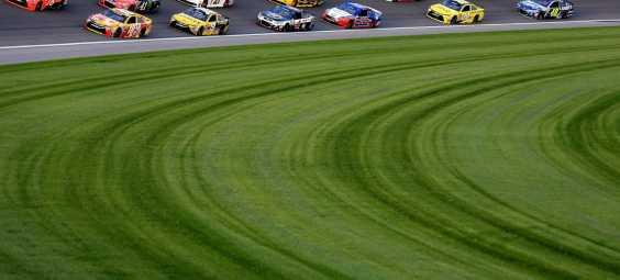 Speedway Track
