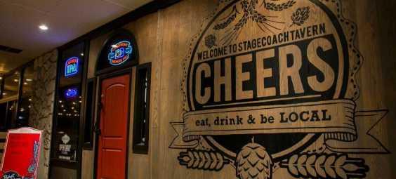 Stagecoach Tavern Exterior