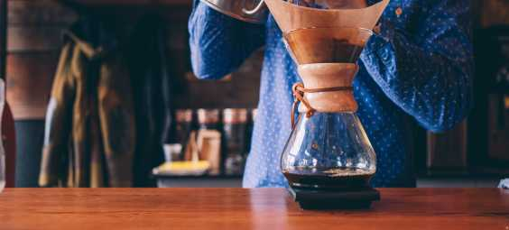 Thou Mayest Pour Over Coffee