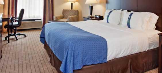 Holiday Inn CC Room