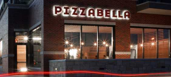 Pizzabella exterior