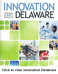 Innovation Delaware Magazine Cover