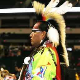 Manito Ahbee Men's Traditional