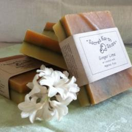 Sacred Earth Soaps Manitoba Craft Show