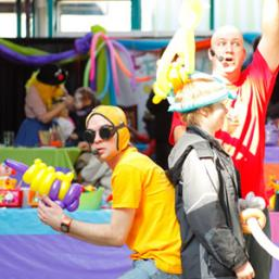 Festival of Fools at The Forks presented by Scotiabank