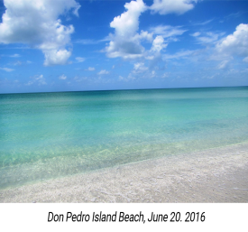 Don Pedro Island Beach June 20, 2016