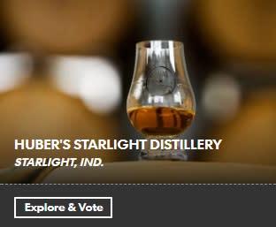 Huber's Starlight Distillery