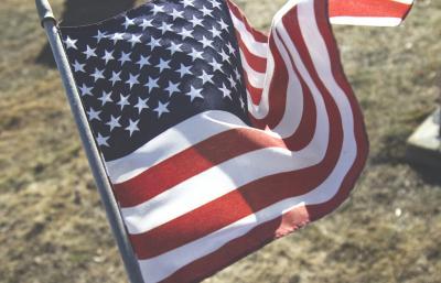 American Flag Pexels