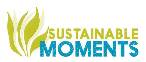 Sustainable Moments Logo (Horizontal)