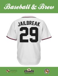 Jailbreak Maryland Brew Scorecard Jersey