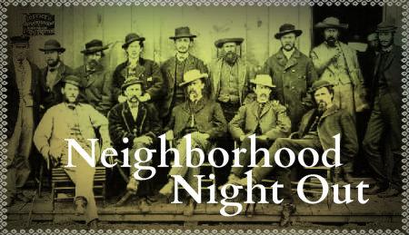 150 Neighborhood Night Out