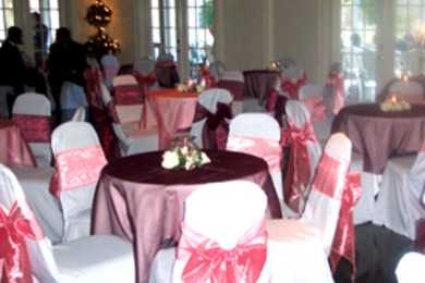 Chain of Events Chair Covers