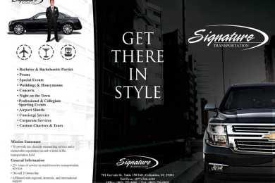 Signature Transportation Limo Service