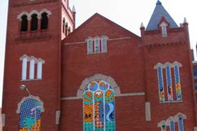 Bethel Arts Exterior