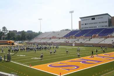 Charlie W. Johnson Stadium