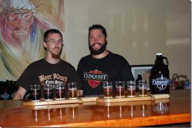 Conquest Brewing Company