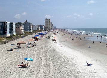 Garden City Beach Vacation Rentals and Condos