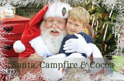 Santa Campfire Cocoa