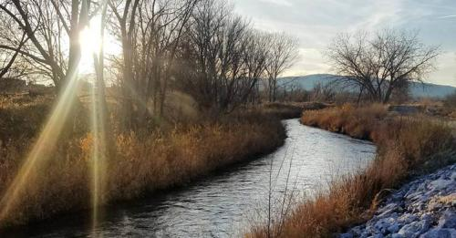 spanish fork river