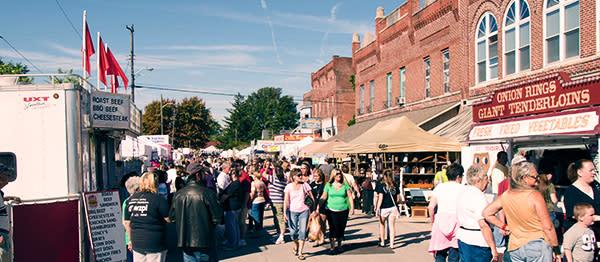 Arcadia May Festival