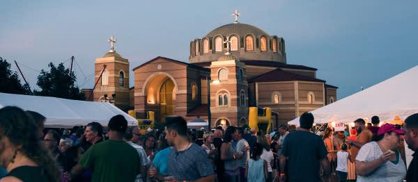 Indianapolis Greekfest