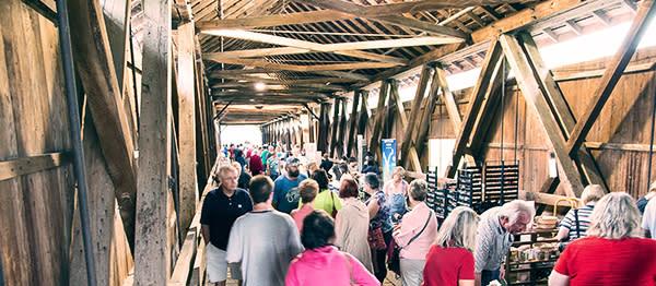 Potter's Bridge Festival