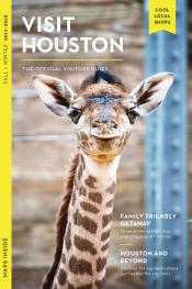 Houston Official Visitor Guide Fall 2017