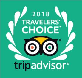2018 Travelers' Choice Logo