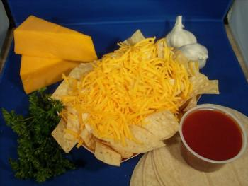 Dwight's Beach Concessions is famous for its cheese strips, loved by locals and visitors for generations. (Photo courtesy of Dwight's Beach Concessions)