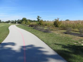 Run/walk on the YMCA trails this Thanksgiving!