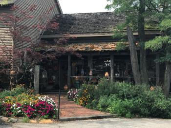 Exterior of The Morgan House
