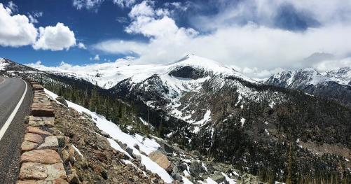 Trail Ridge Road Views