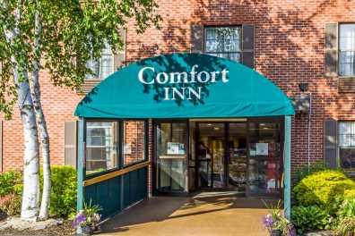 Comfort Inn Portland Airport