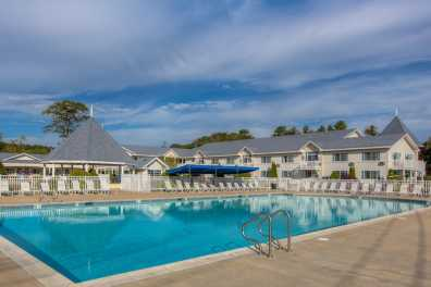 Ogunquit Resort Pool