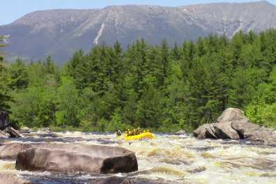 Raft the Penobscot River with Northern Outdoors