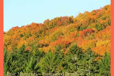 Maine Fall Vacations