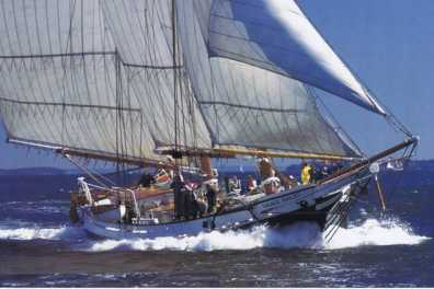 Maine Windjammer Cruises